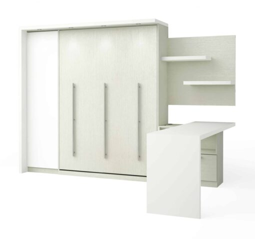 Lit escamotable vertical de la collection design express de Limuro